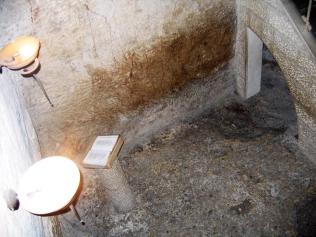 Dungeon Where Jesus was Imprisoned