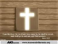 Noah's Ark - John 10-9