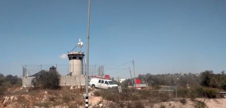 2017-0907 IDF Lookout Tower