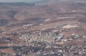2017-0907 Triangular Refugee Camp (Settlement)