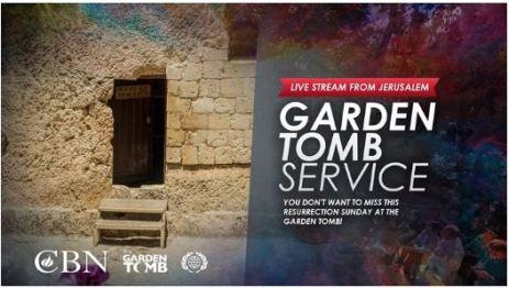 Garden Tomb Service