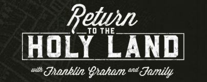 Graham - Rtn to the Holy Land