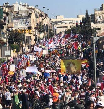 2018 Jerusalem March