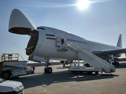 Image result for iranian cargo in damascus
