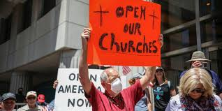 California pastors plan tp reopen churches despite stay-at-home ...