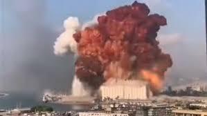 Massive explosion rocks Beirut, no casualties reported | CP24.com
