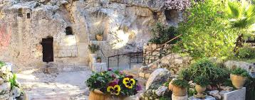 The Story of the Garden Tomb: site of Christian worship in Jerusalem