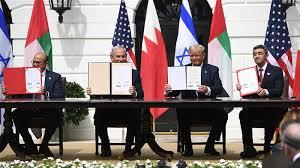 Israel, UAE and Bahrain sign US-brokered normalisation deals | Israel News  | Al Jazeera